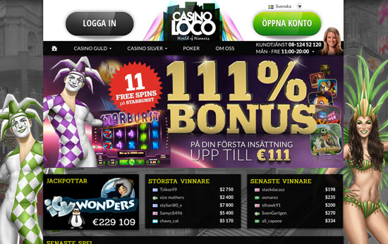 casinoloco.com