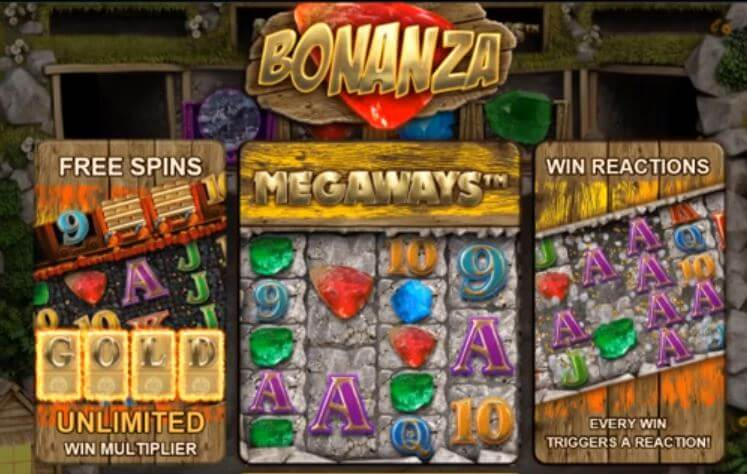 Bonanza megaway slot